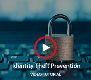 identity theft prevention image